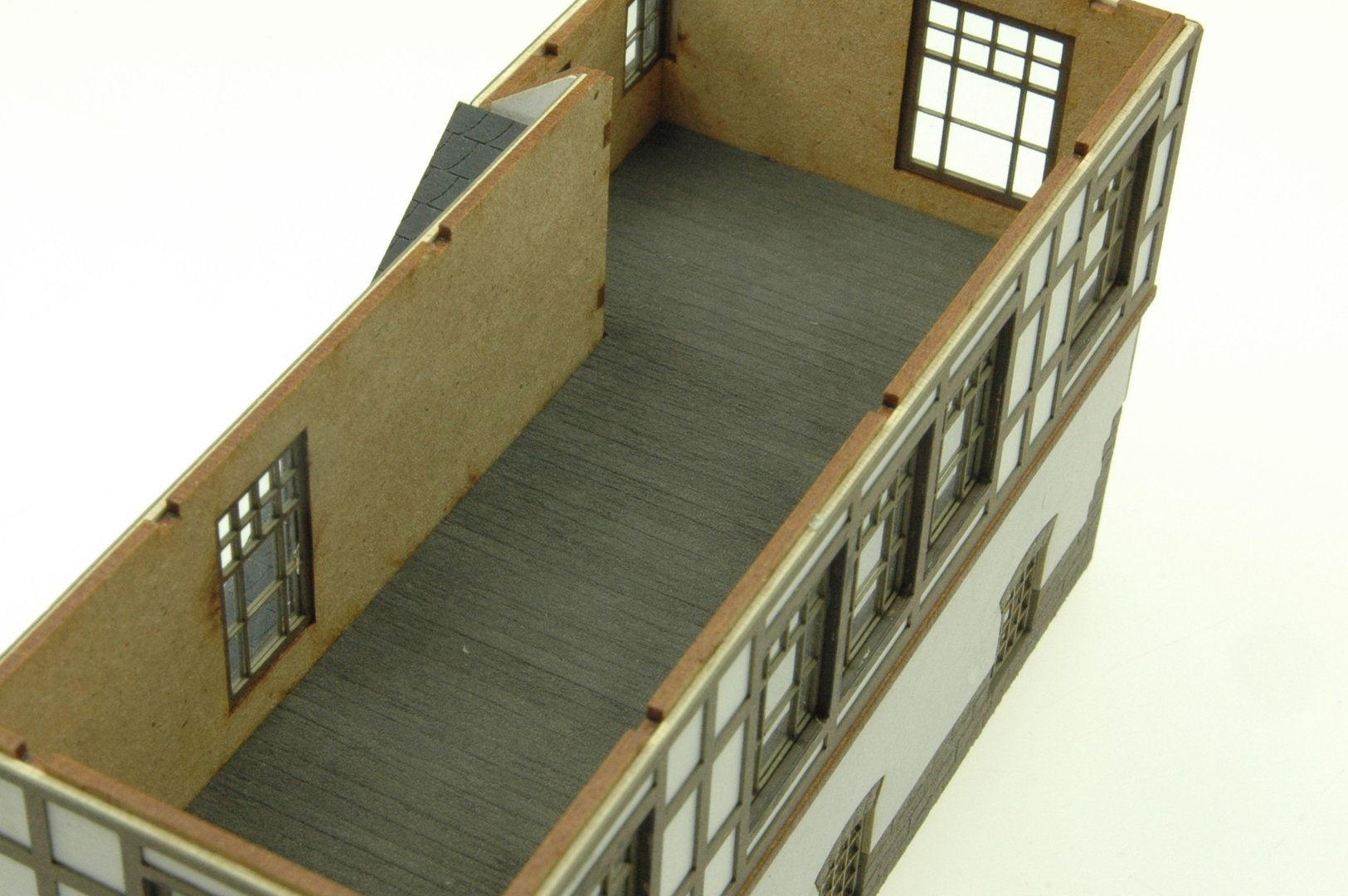 holzdielenboden f r stellwerk spur h0. Black Bedroom Furniture Sets. Home Design Ideas