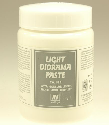 Vallejo 26185 Helle Diorama Paste, 200 ml